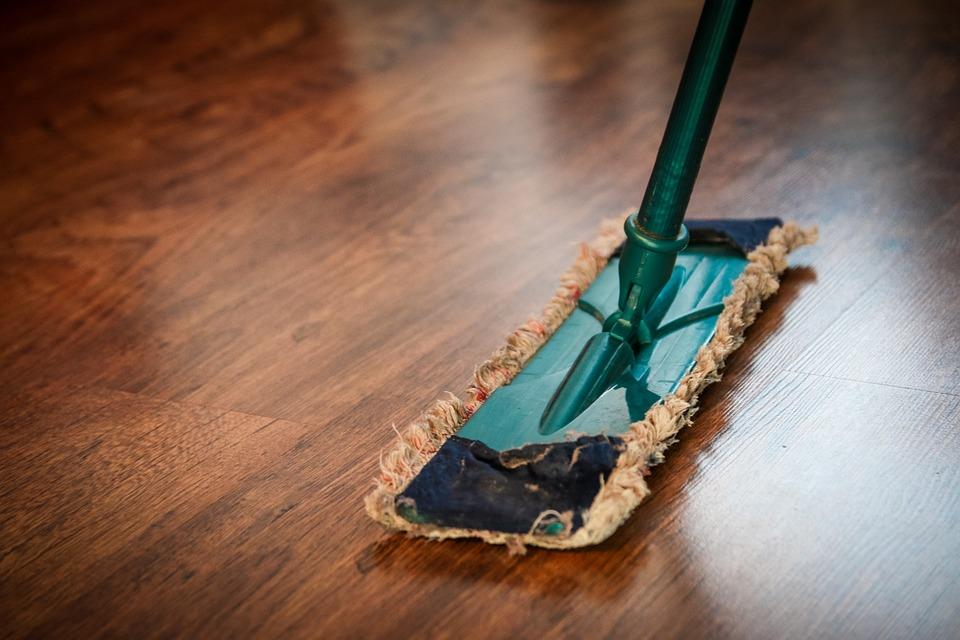 Vakopleiding basis schoonmaken